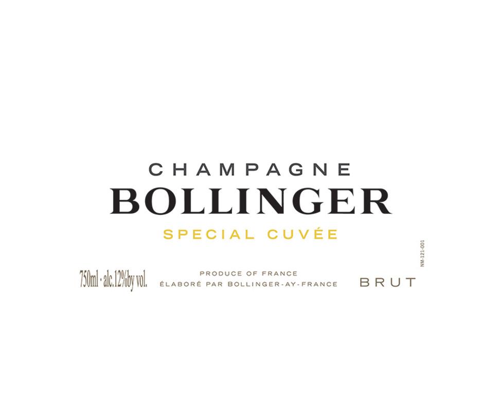 Bollinger Champagne NV...