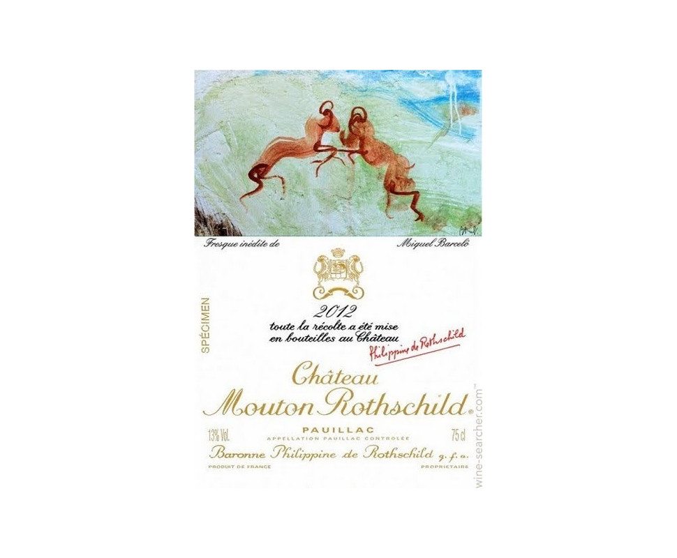 Chateau Mouton Rothschild...