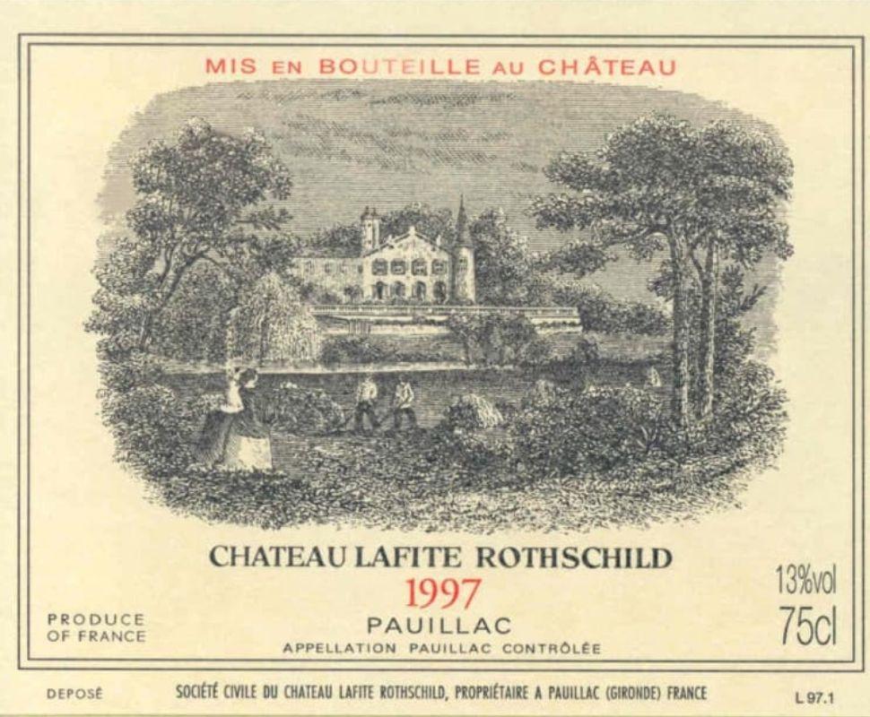 Chateau Lafite Rothschild...