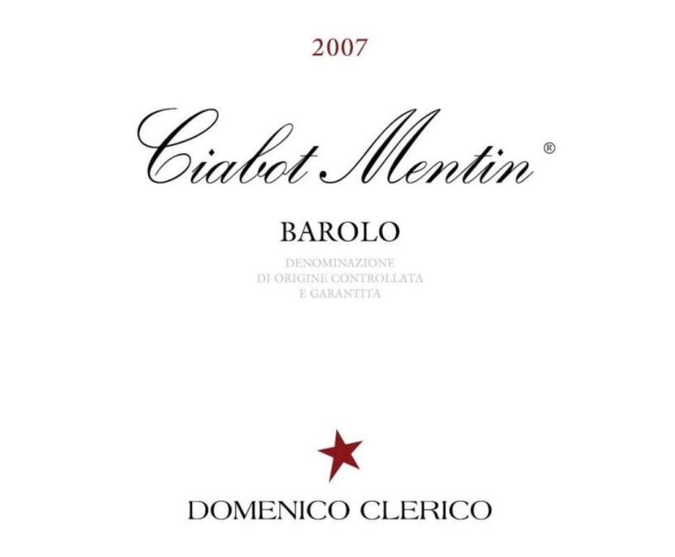 Clerico Domenico Barolo...