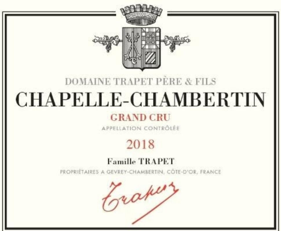 Domaine Trapet Pere et Fils...