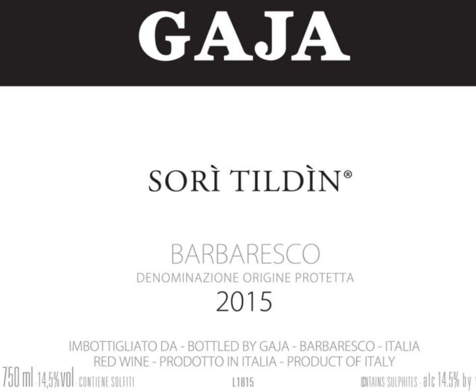 Gaja Barbaresco Docg 2016...
