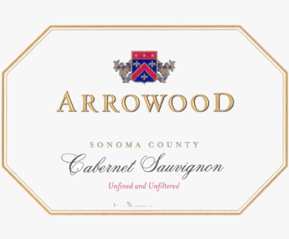 Arrowood 1995 Cabernet...