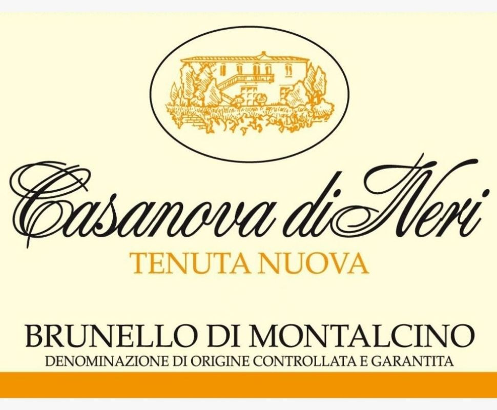Casanova Di Neri Brunello...
