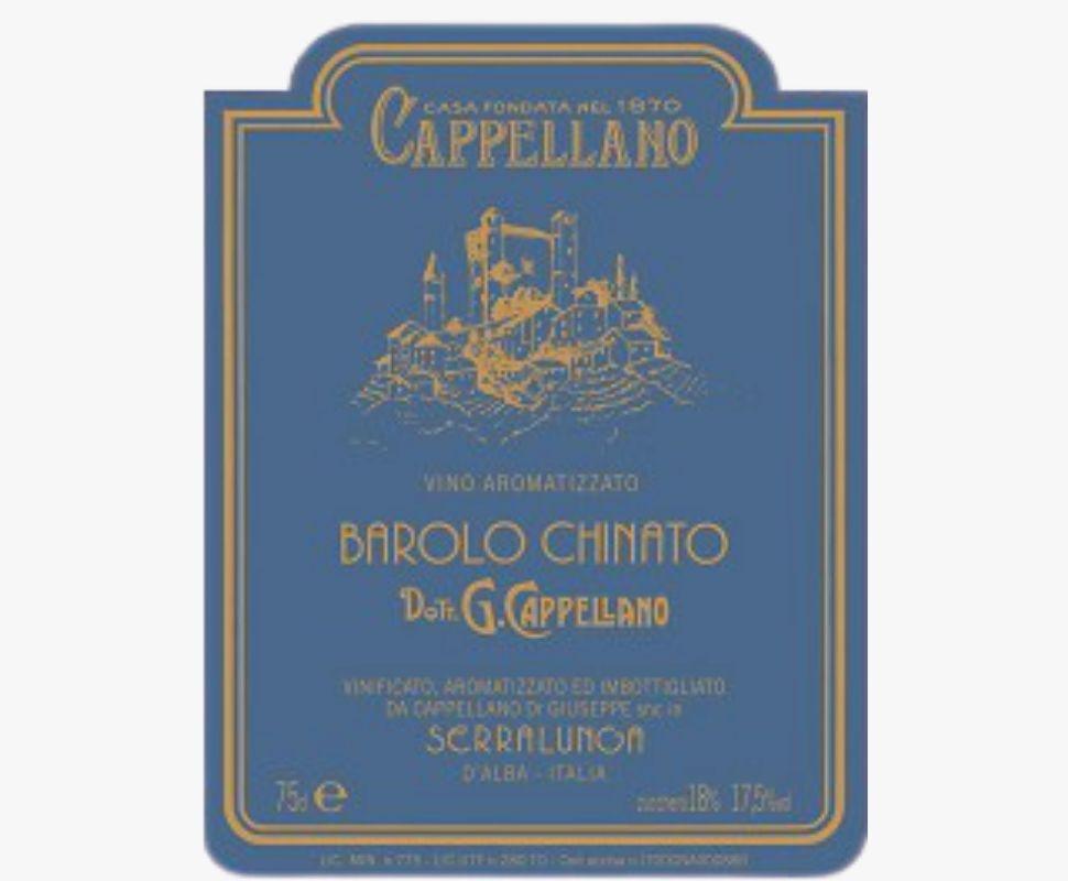 Cappellano Barolo Chinato...