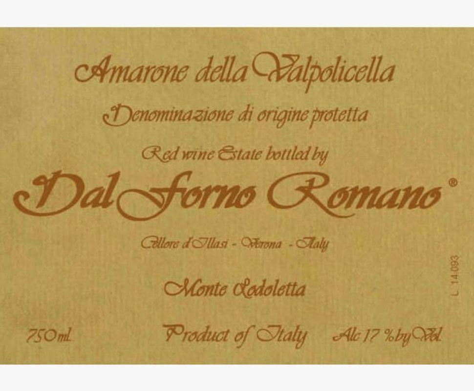 Dal Forno Amarone della...