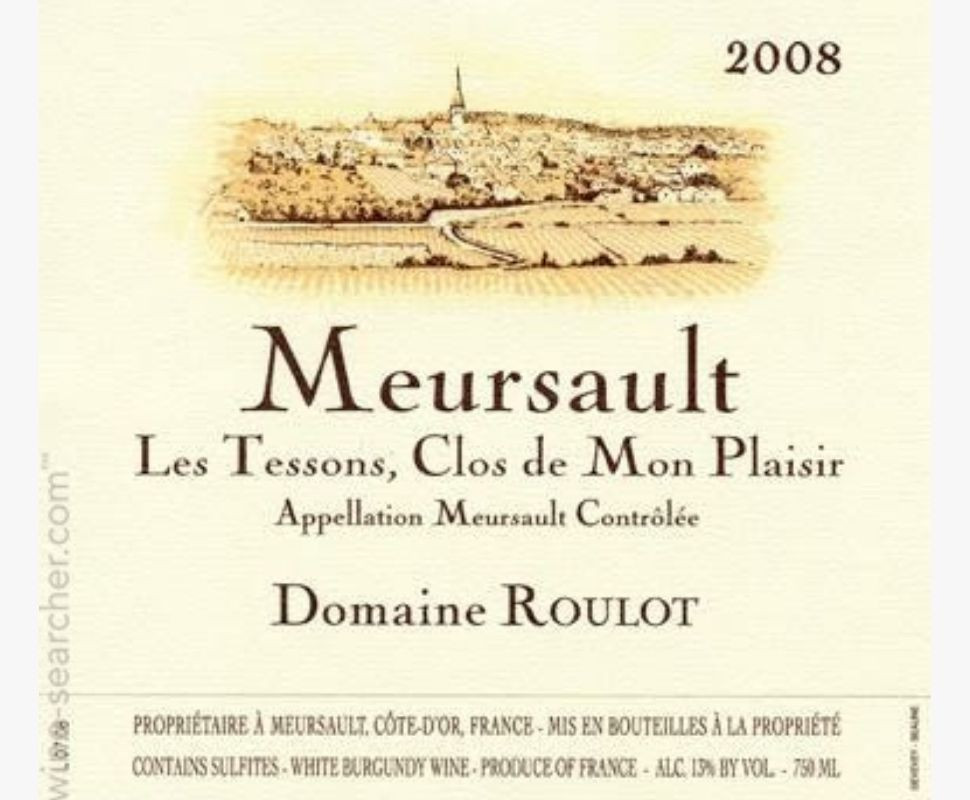 Domaine Guy Roulot...