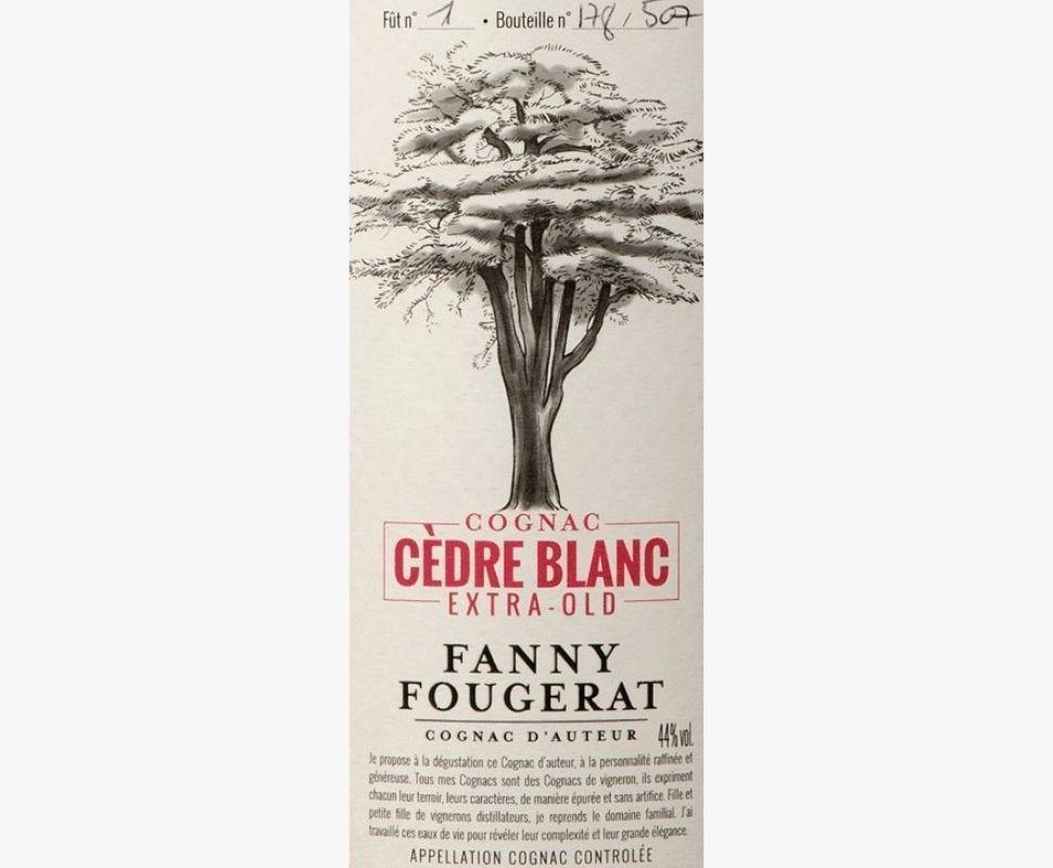 Fanny Fougerat Cognac Cedre...