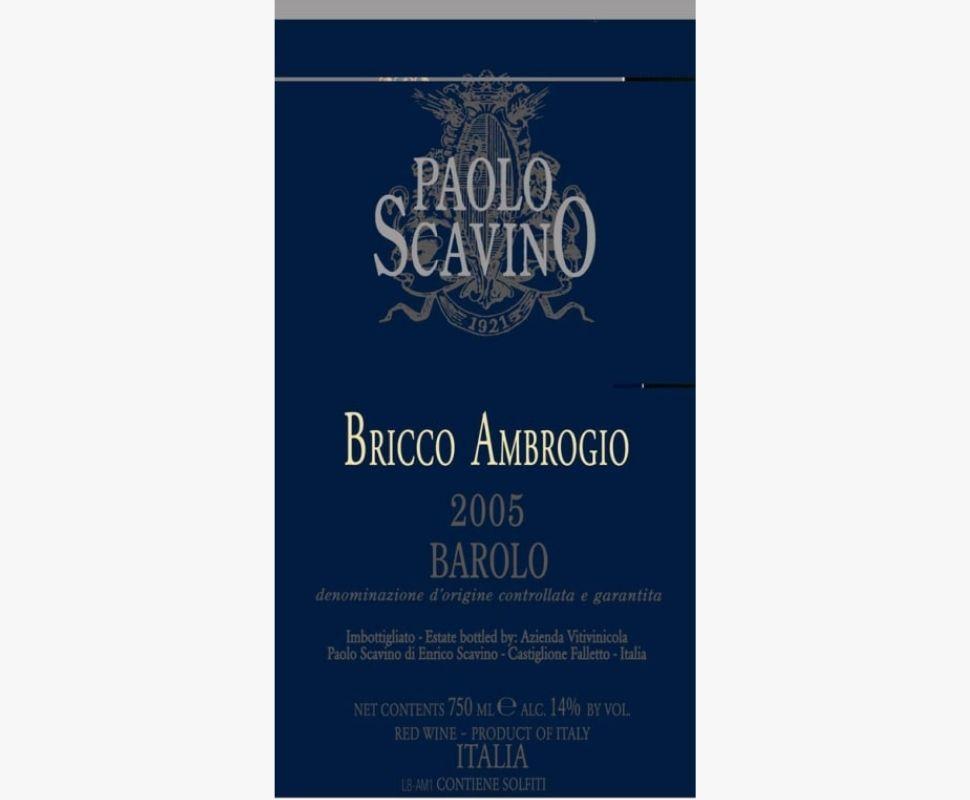 Scavino Paolo Barolo Docg...