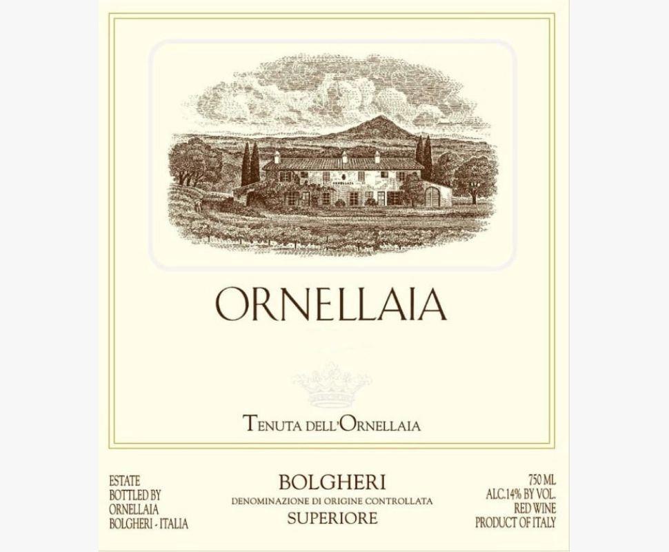 Tenuta dell'Ornellaia...
