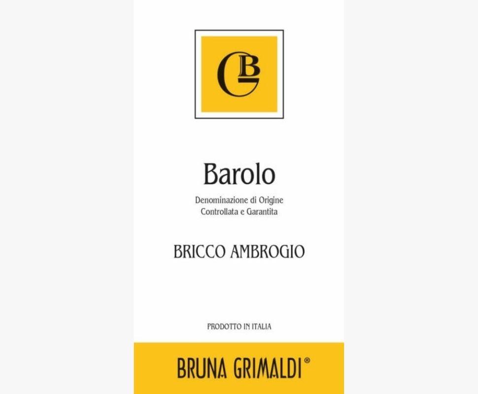 Grimaldi Bruna Barolo Docg...