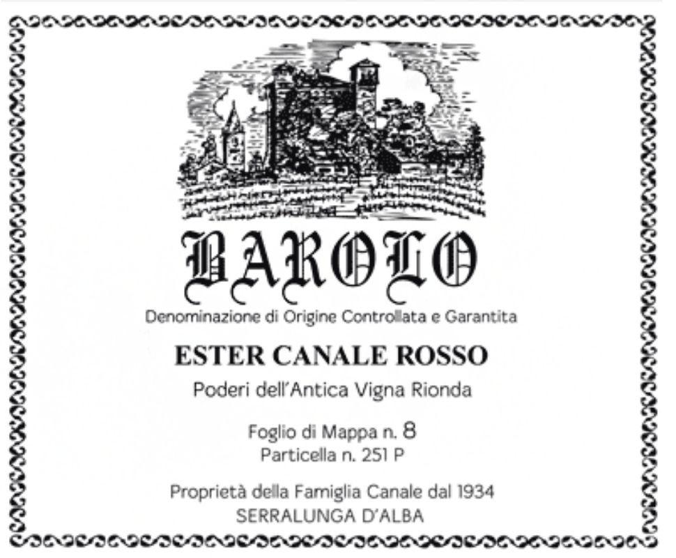 Rosso Giovanni Barolo 2014...