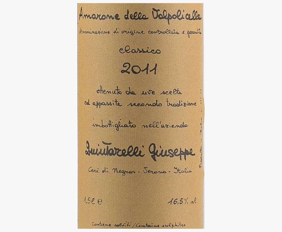 Quintarelli Amarone...