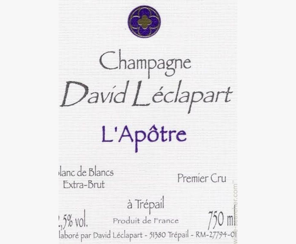 Léclapart David Champagne...