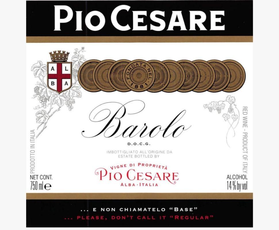 Pio Cesare Barolo Docg 2016...