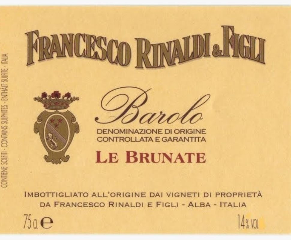 Rinaldi Francesco Barolo...