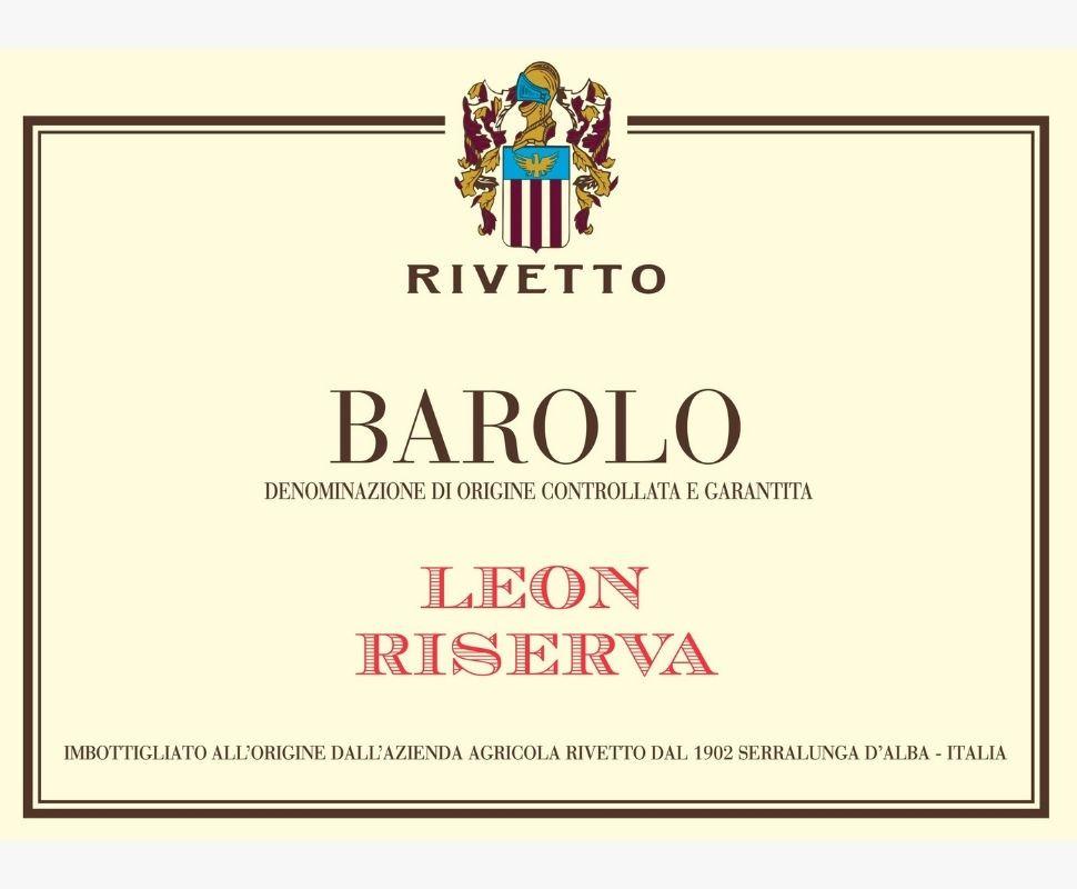 Rivetto Barolo Docg 2010...