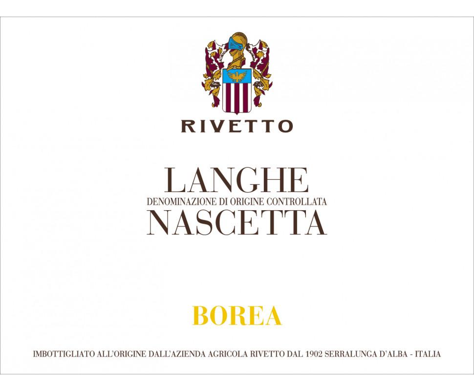 Rivetto Langhe Nascetta Doc...