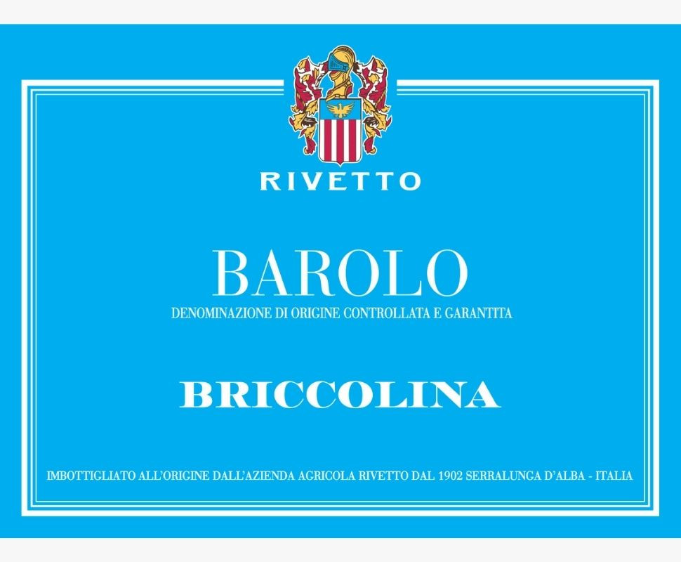 Rivetto Barolo Docg 2012...