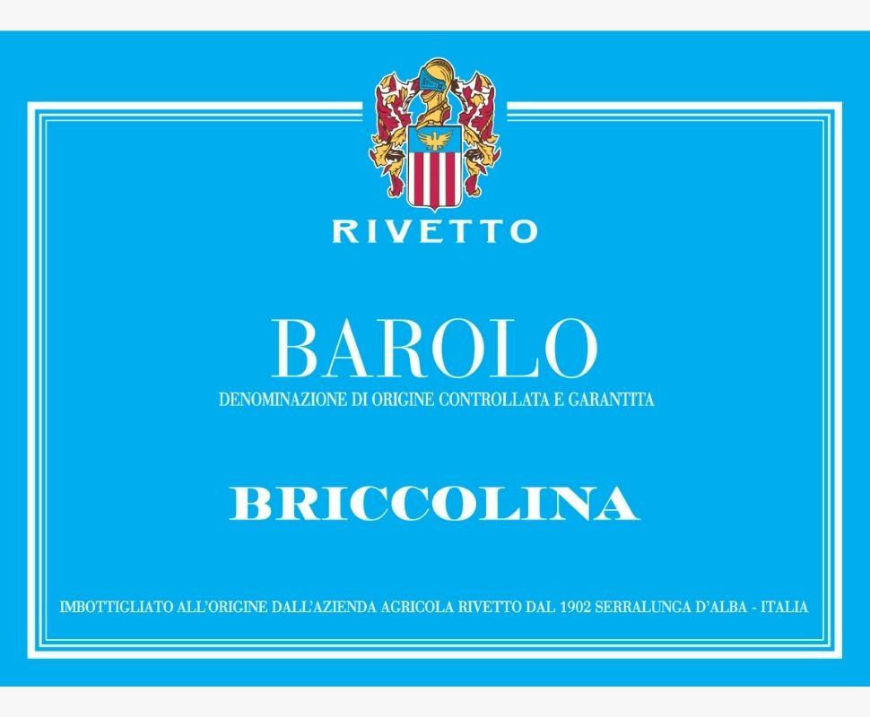 Rivetto Barolo Docg 2013...