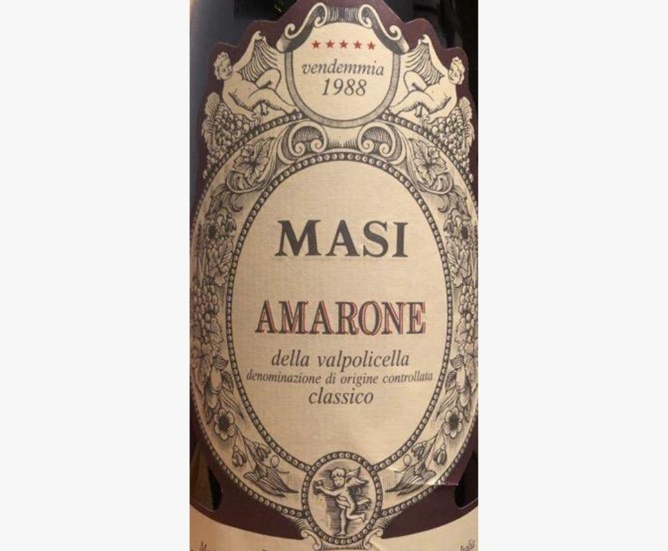 Masi Amarone Riserva...