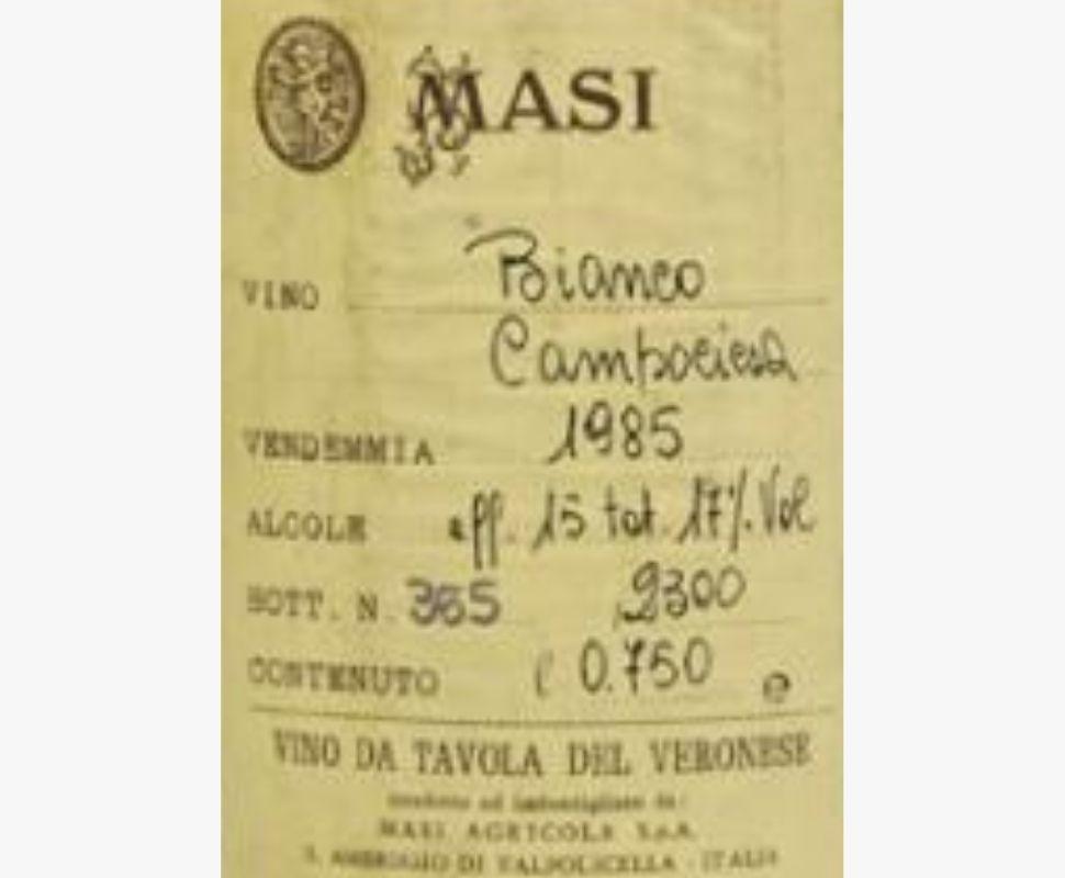 Masi Vino da Tavola 1979...