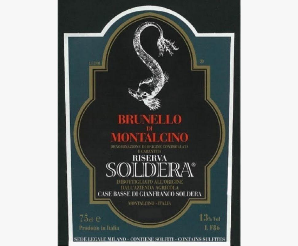 Case Basse Soldera Brunello...