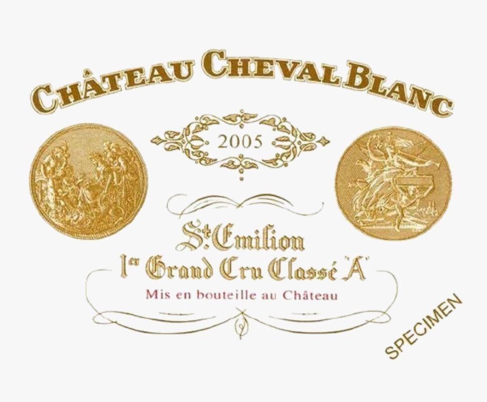 Chateau Cheval Blanc...