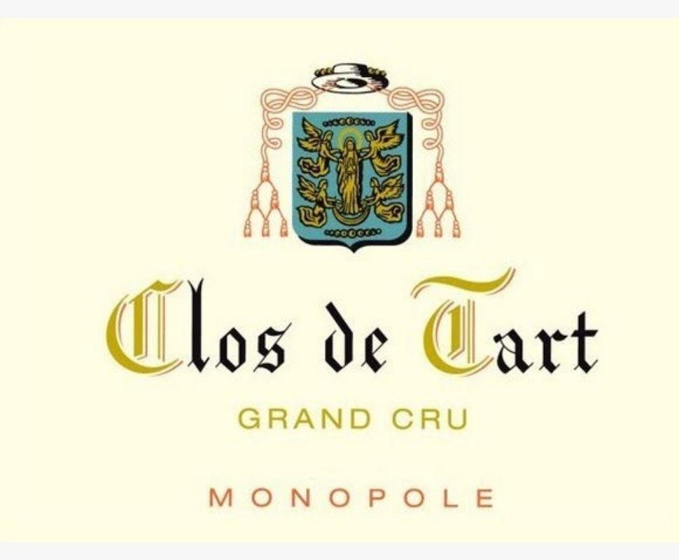 Clos de Tart Cdt Aoc 1982...
