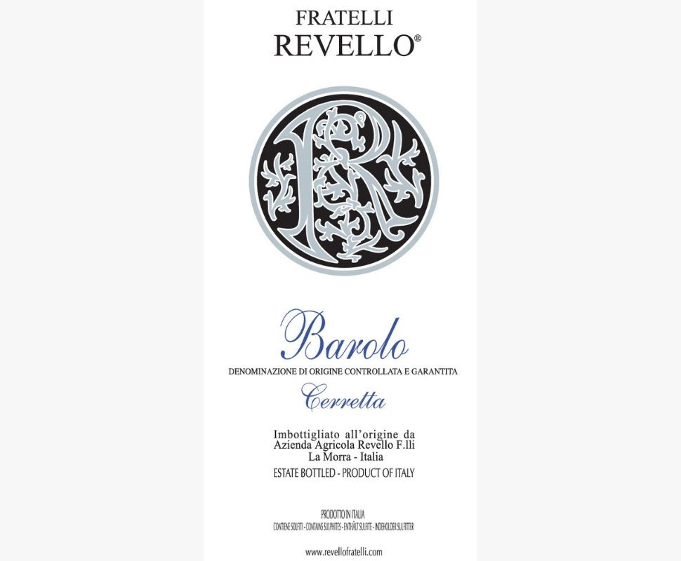 Revello Fratelli Barolo...