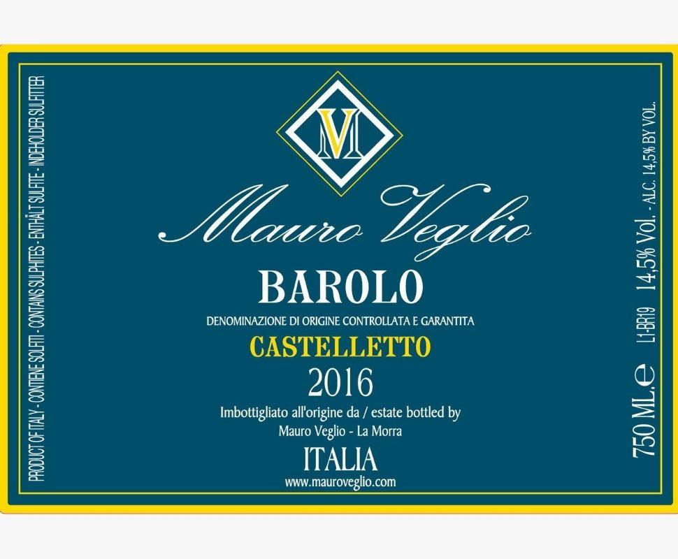 Veglio Mauro Barolo Docg...