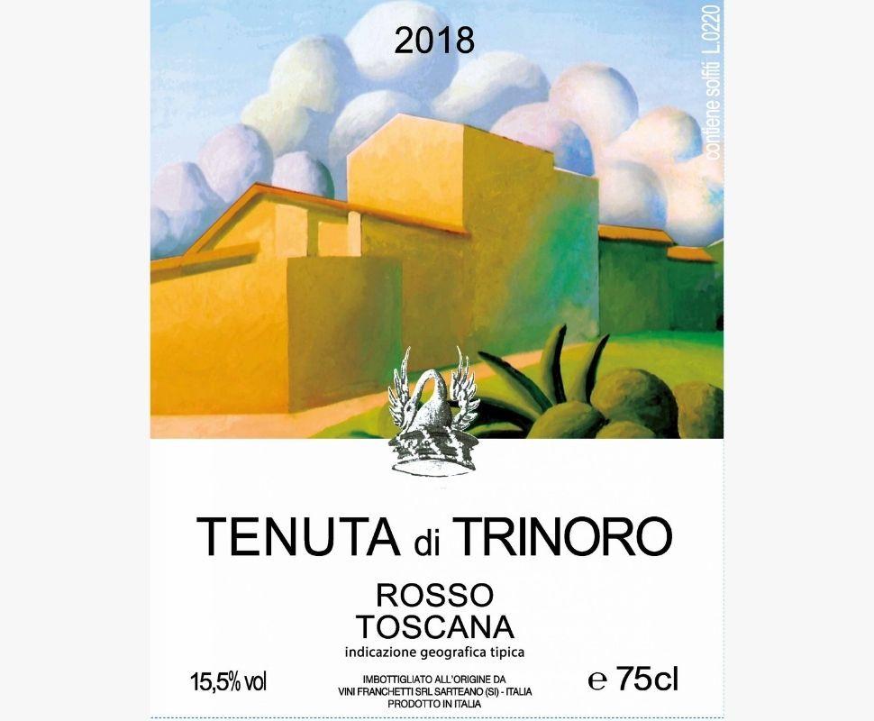 Tenuta di Trinoro Toscana...