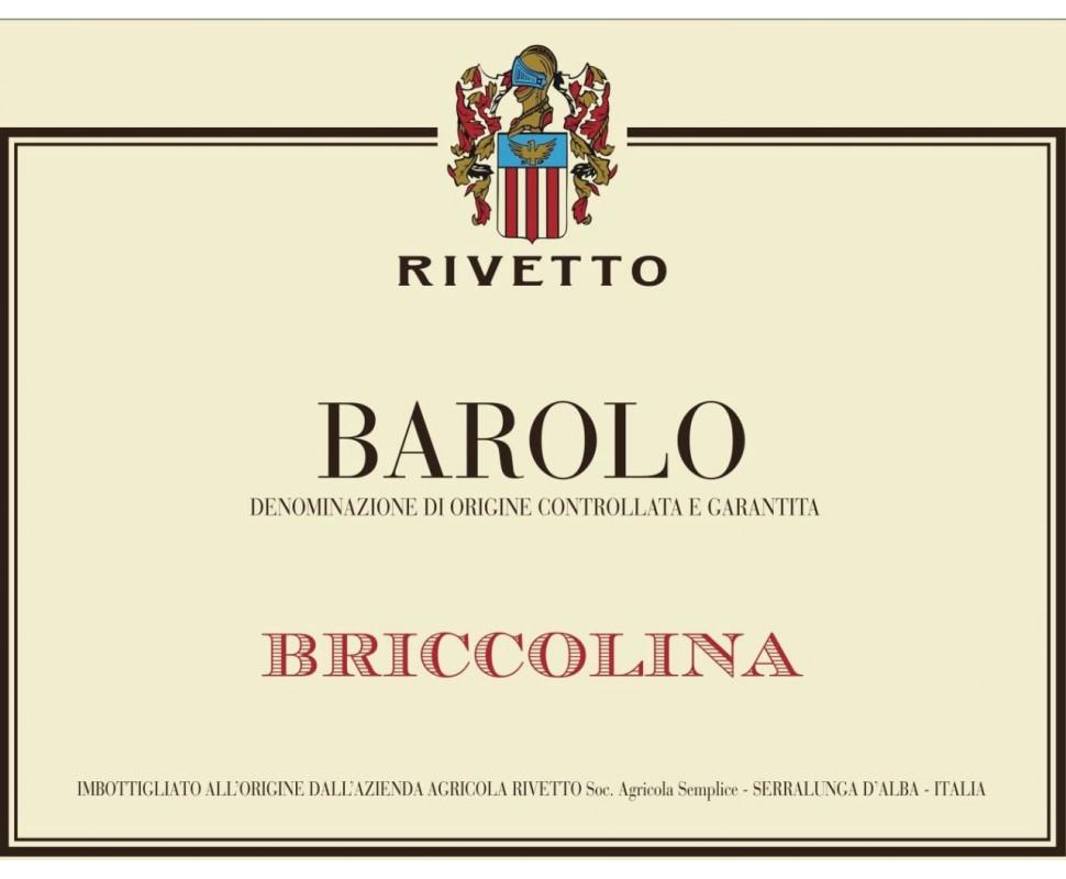 Rivetto Barolo Docg 2015...
