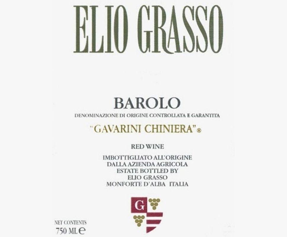 Grasso Elio Barolo Docg...