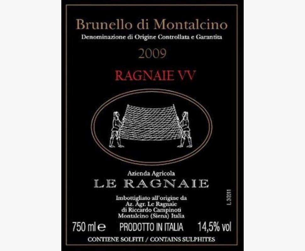 Le Ragnaie Brunello di...