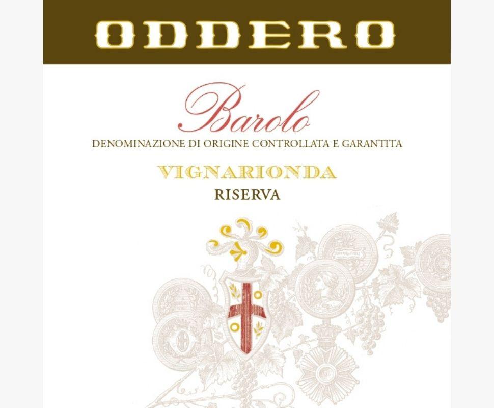 Oddero Barolo Docg 2012...