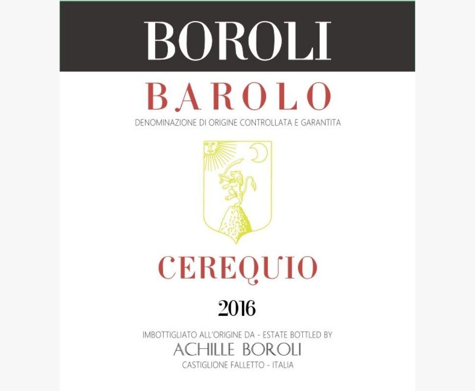 Boroli Achille Barolo Docg...