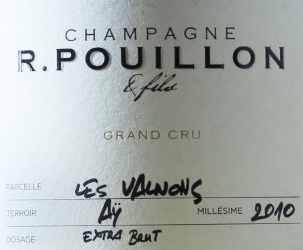 Roger Pouillon Champagne...