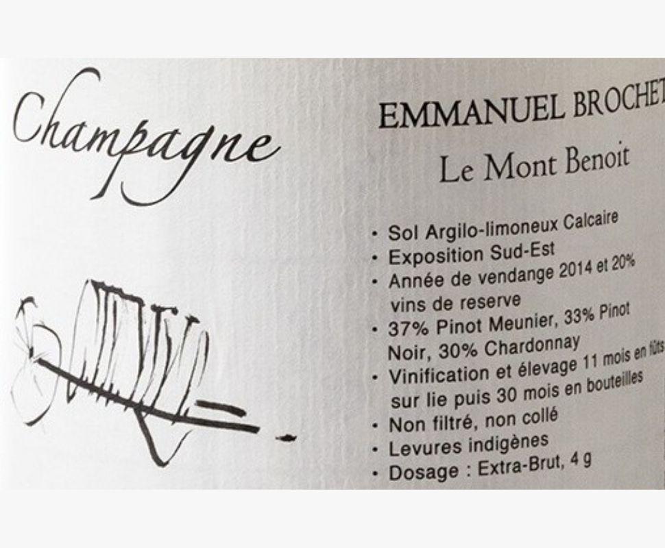 Emmanuel Brochet Champagne...