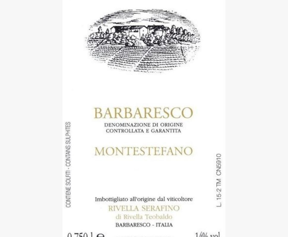 Rivella Serafino Barbaresco...
