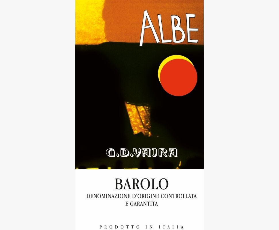 Vajra Barolo Docg 2017 Albe...