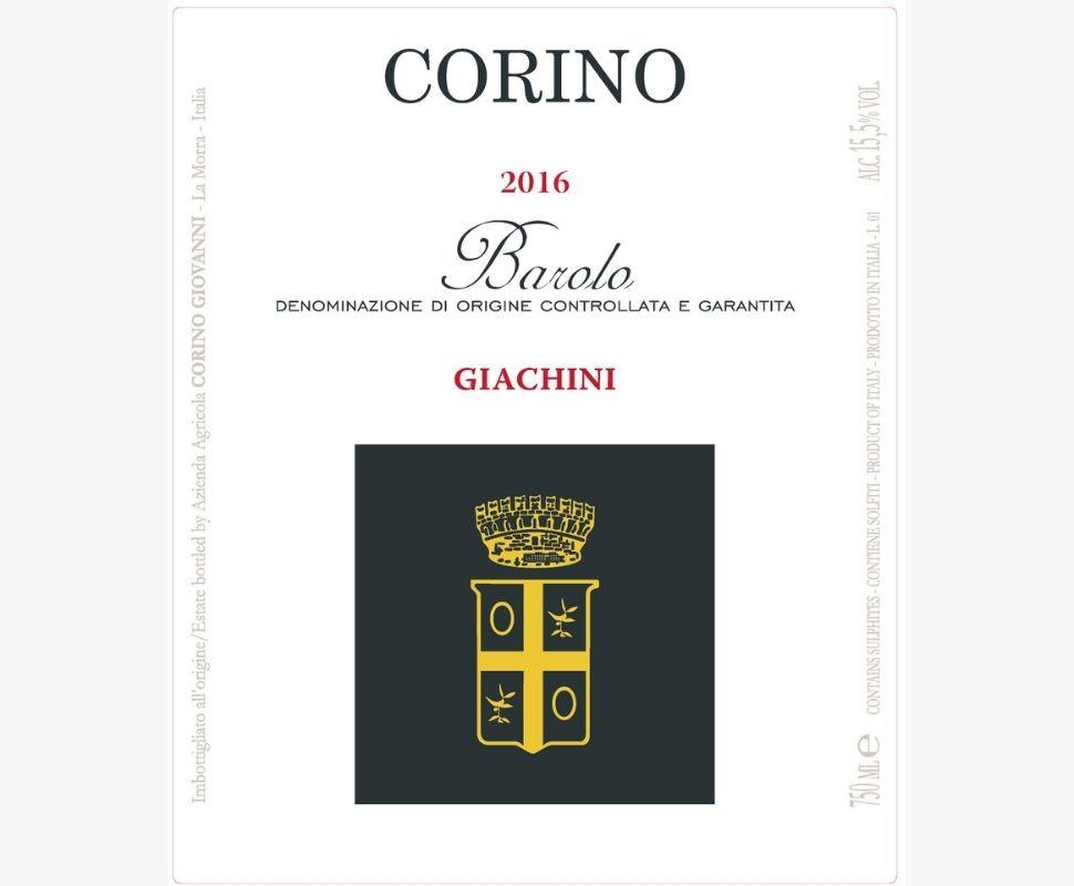 Corino Giovanni Barolo Docg...