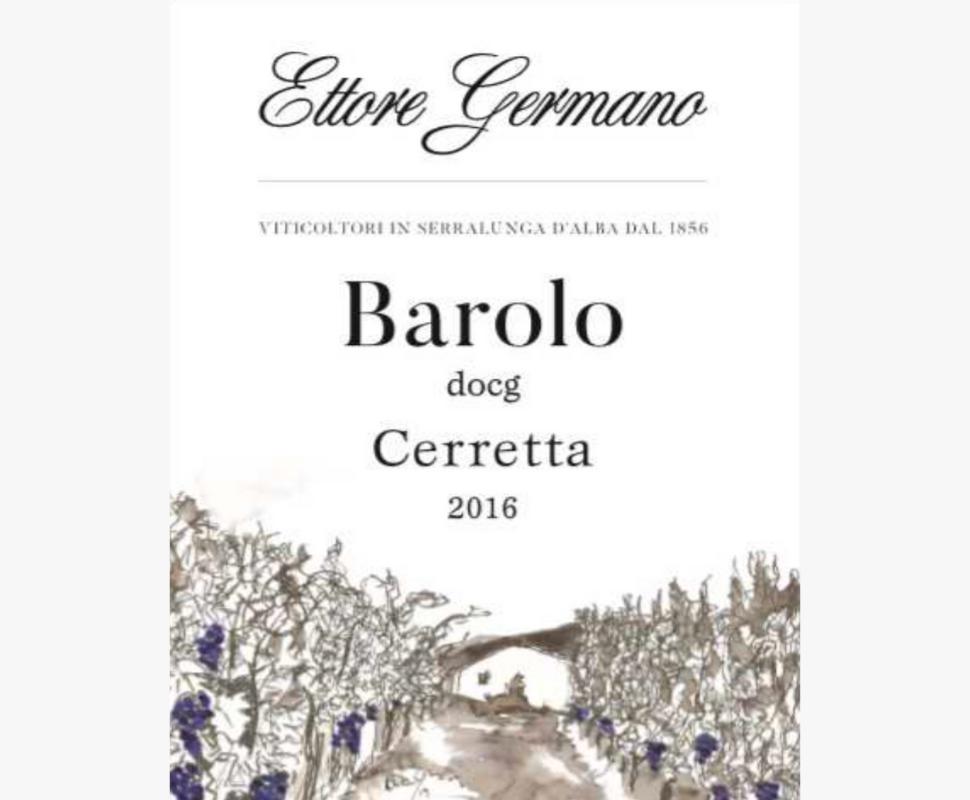 Germano Ettore Barolo Docg...