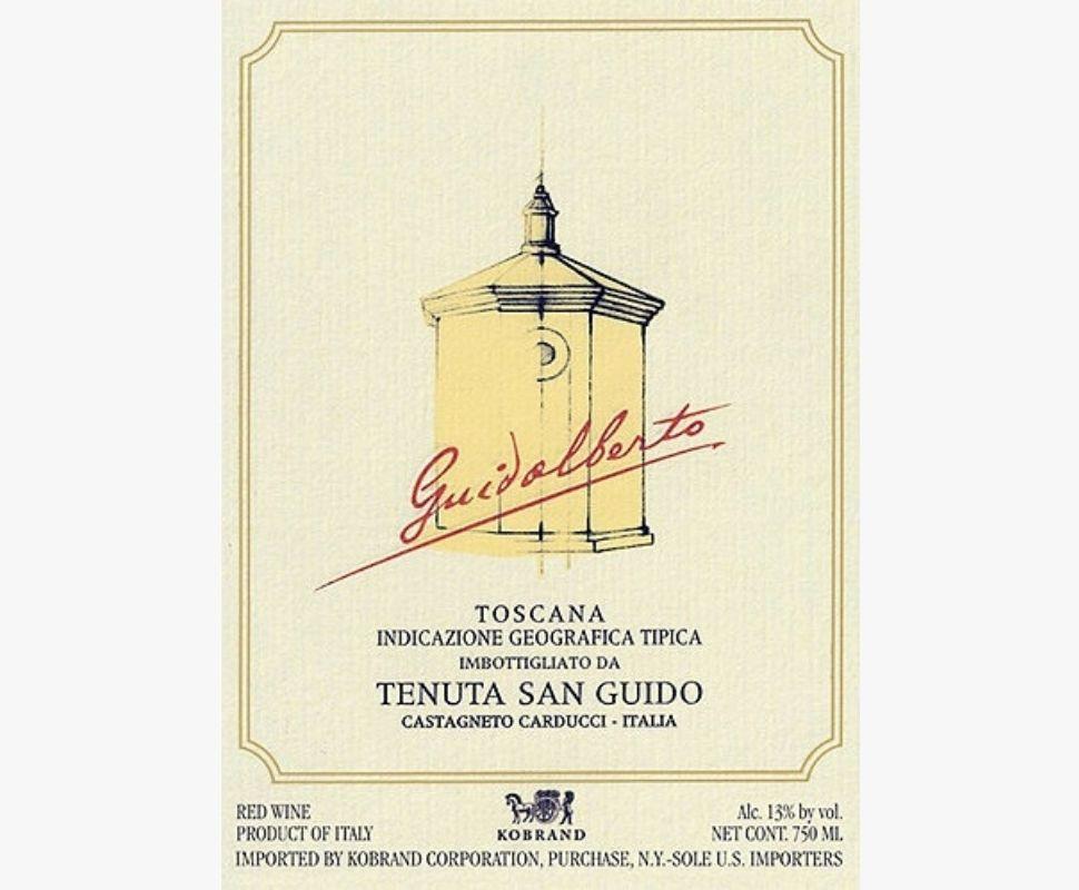 Tenuta San Guido Toscana...