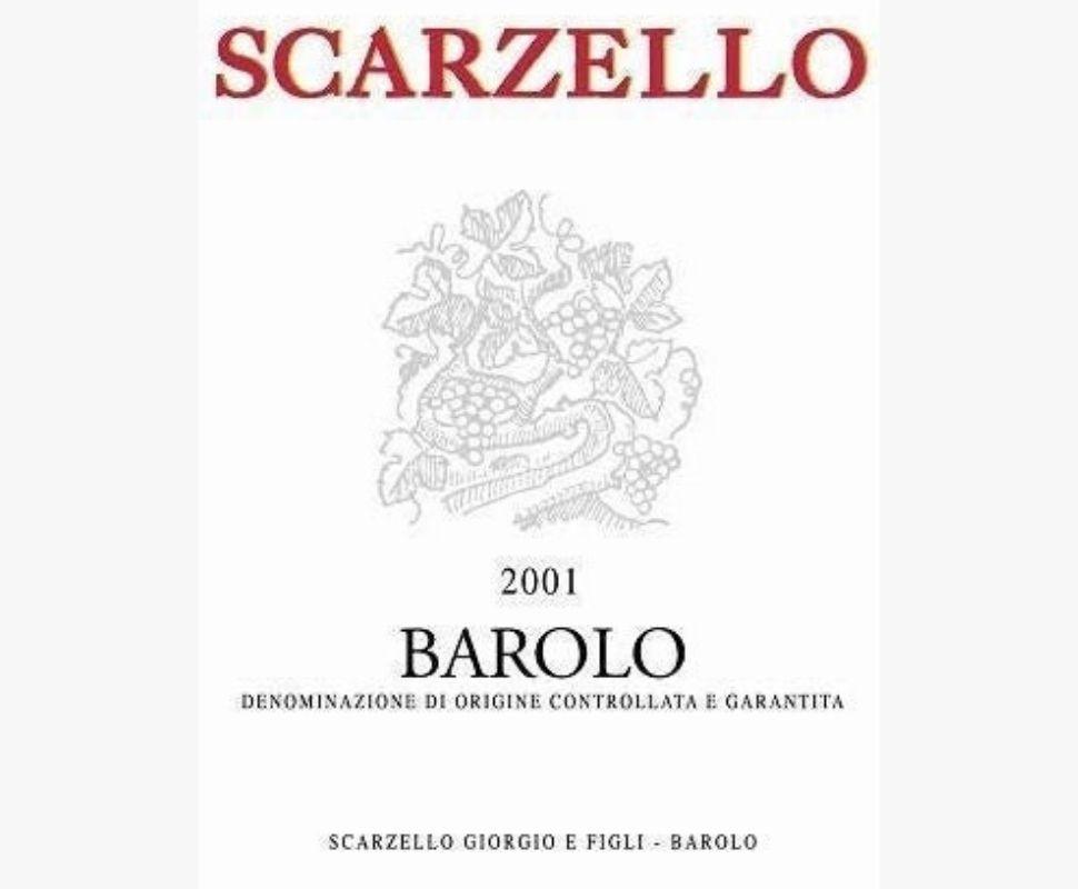 Scarzello Barolo Docg 2015...