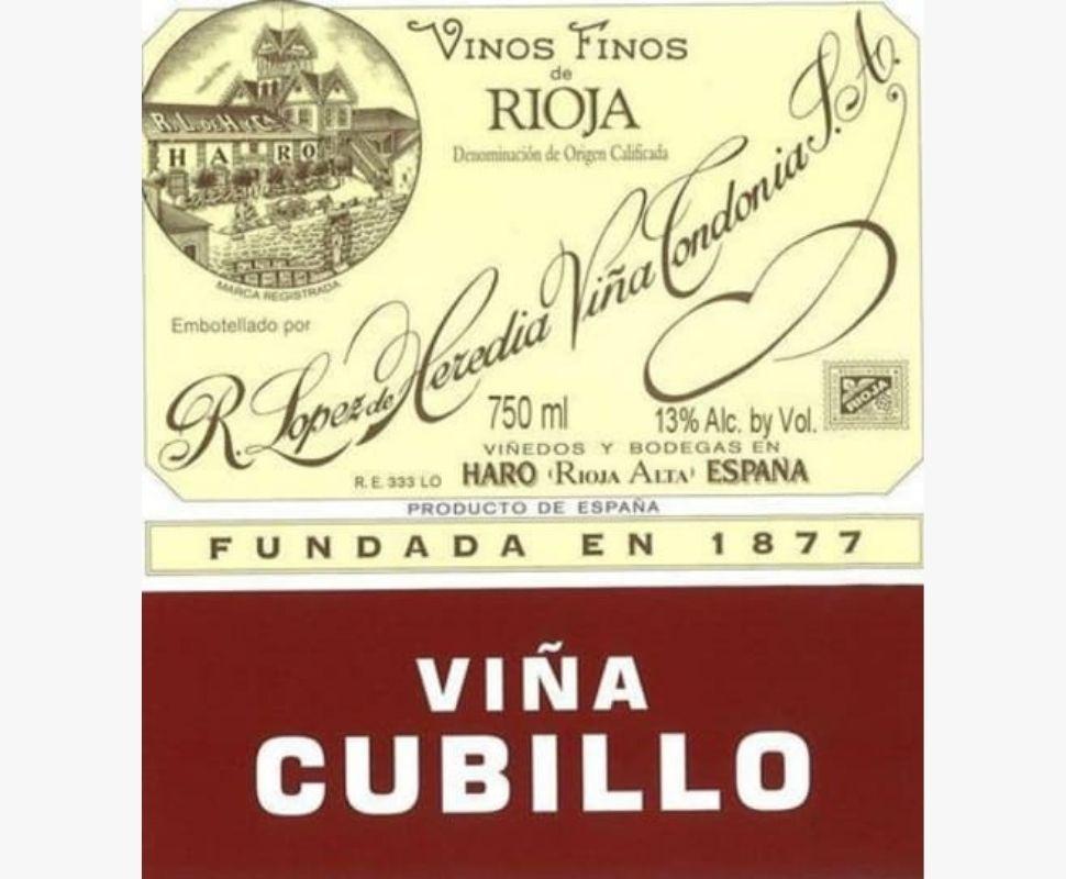 R. Lopez de Heredia Vina...