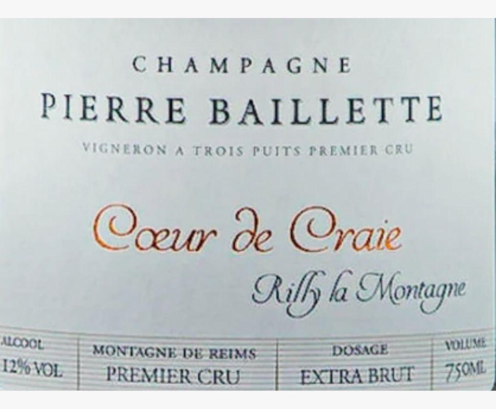 Pierre Baillette Champagne...