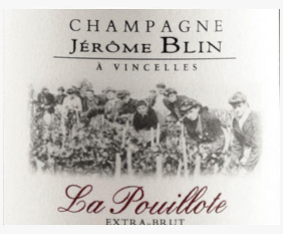 Jerome Blin Champagne La...