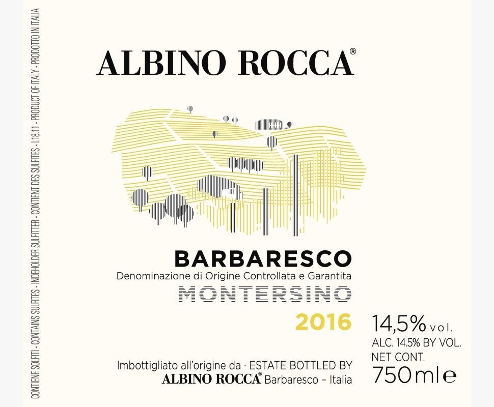 Rocca Albino Barbaresco...