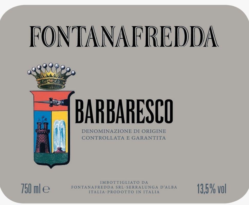 Fontanafredda Barbaresco...